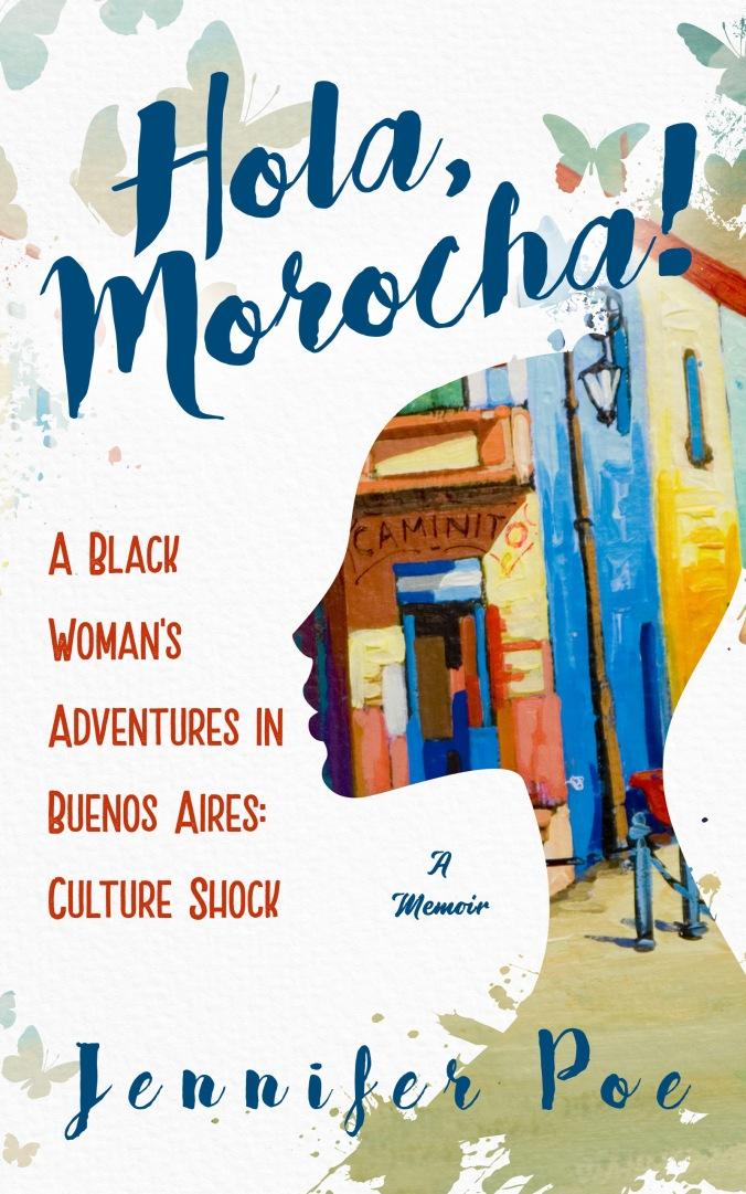Hola, Morocha! Ebook Cover